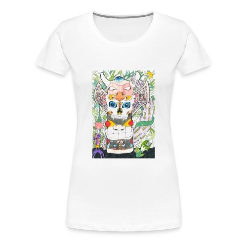 Totem - Maglietta Premium da donna