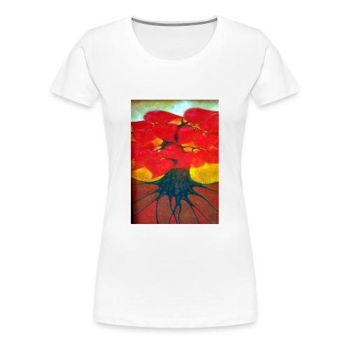 Bukiet - Koszulka damska Premium