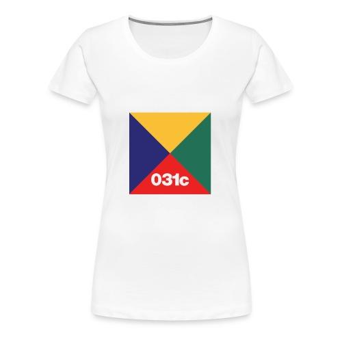 multicolor - T-shirt Premium Femme