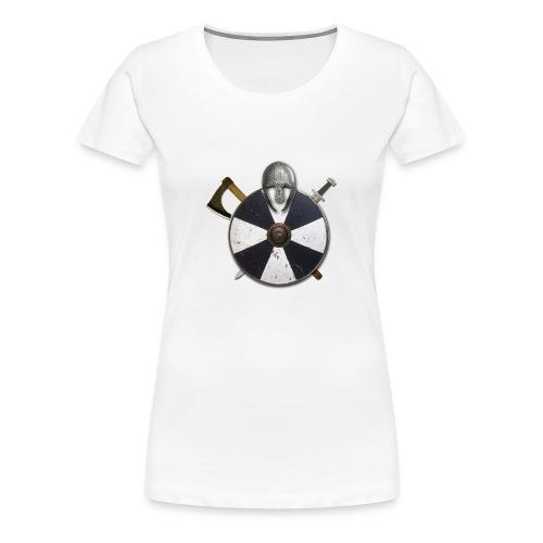 vikingr - Camiseta premium mujer