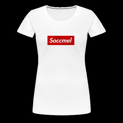 Maglietta Soccmel - Maglietta Premium da donna