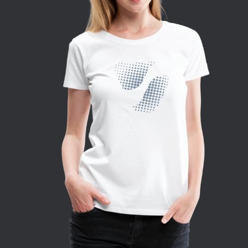 SPIKE Dots - Frauen Premium T-Shirt