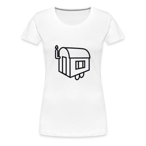 Bauwagen on Tour - Frauen Premium T-Shirt