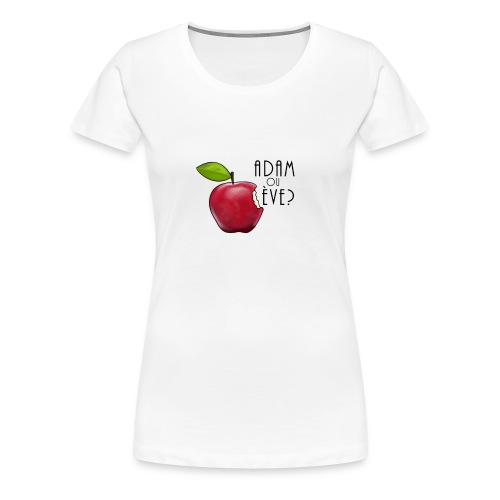 Tentation - T-shirt Premium Femme