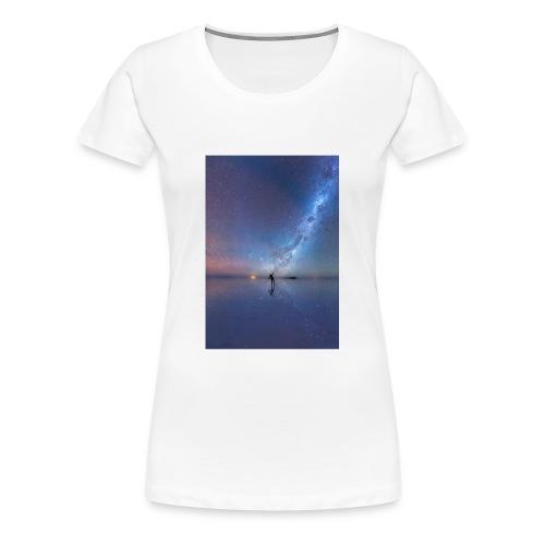 Człowiek i kosmos 6s - Koszulka damska Premium