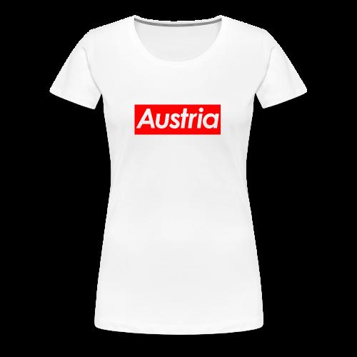 Supremee Austria - Frauen Premium T-Shirt