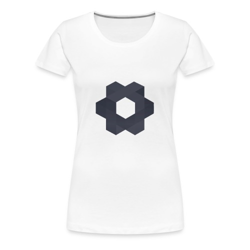 Minoko Weiß - Frauen Premium T-Shirt