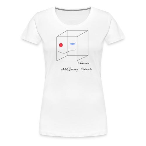 olidulGaming - Subscribe - Women's Premium T-Shirt