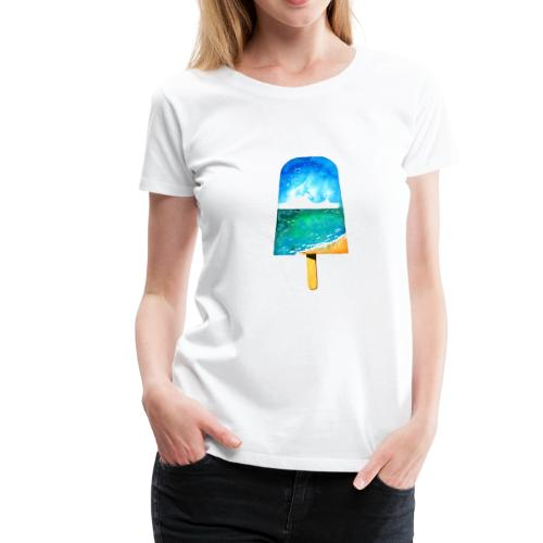 popsicle - Women's Premium T-Shirt