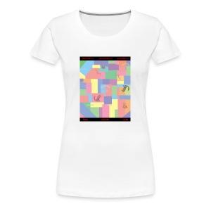 Skogshult Animals - Premium-T-shirt dam