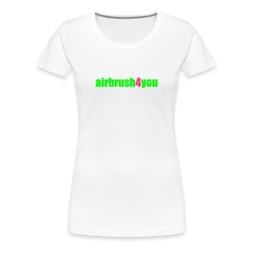 Airbrush 4 You - Frauen Premium T-Shirt