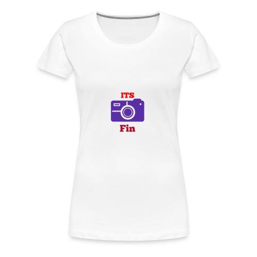 The logo stretch - Women's Premium T-Shirt