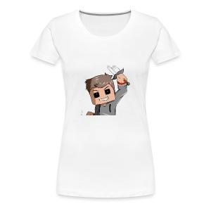 AwaZeK design - T-shirt Premium Femme