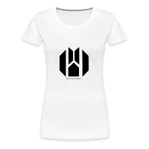 Raptor - T-shirt Premium Femme