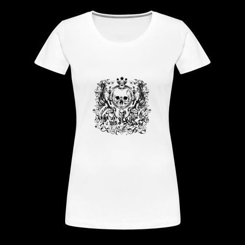 win or die - Frauen Premium T-Shirt