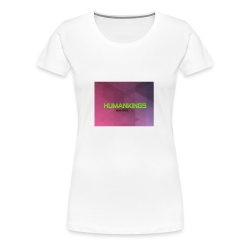 HumanKings CSGO klan - Premium T-skjorte for kvinner