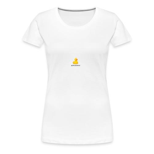 #ERNIEGANG ANKA - Premium-T-shirt dam