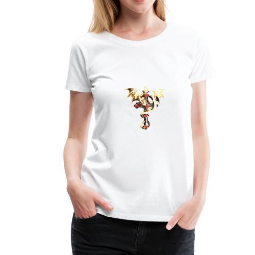 Demon - Camiseta premium mujer