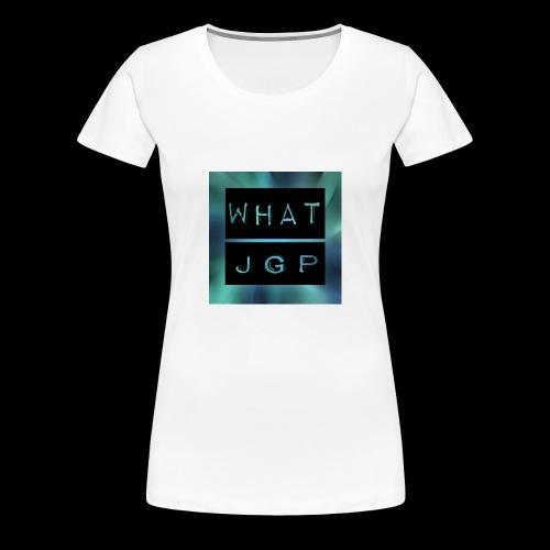 Whatjgp - Women's Premium T-Shirt
