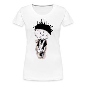 astronaute - T-shirt Premium Femme