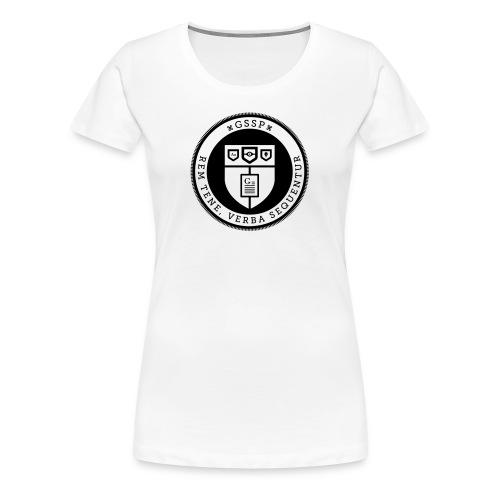 Gruppo di Supporto Scrittori Pigri - Maglietta Premium da donna