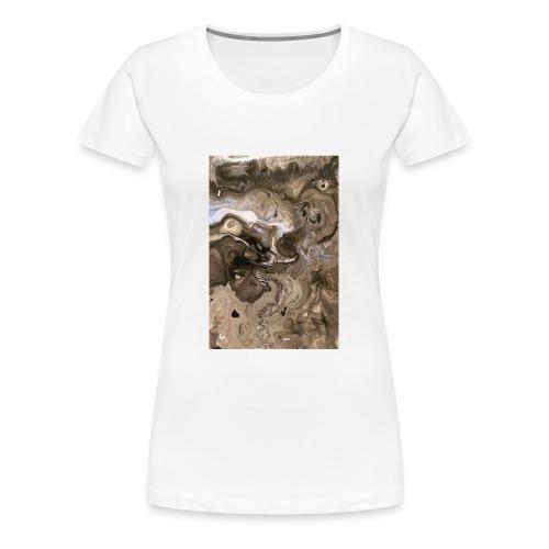 F8D95698 7CF4 4F30 9C11 E5EEB38774DA - Frauen Premium T-Shirt