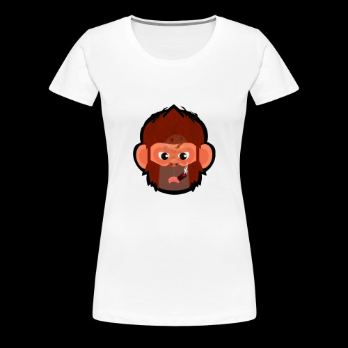 PoGo Mask t-shirt - Dame premium T-shirt