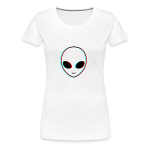 Alien - Camiseta premium mujer