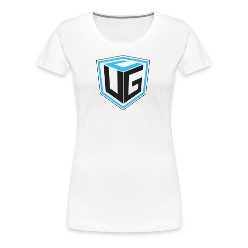 Ultimate Gaming Community Cube - Frauen Premium T-Shirt