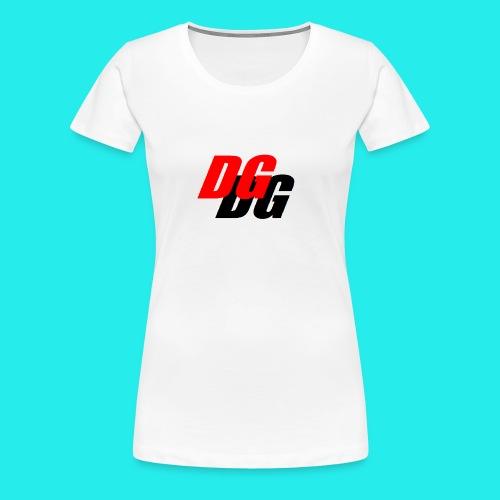 Danipani91 Games    snapback - Vrouwen Premium T-shirt