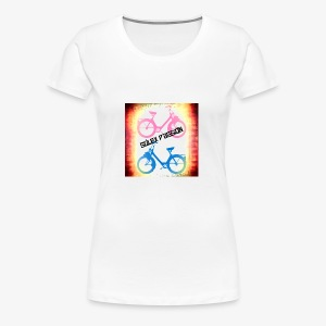 flash passion tee shirt - T-shirt Premium Femme