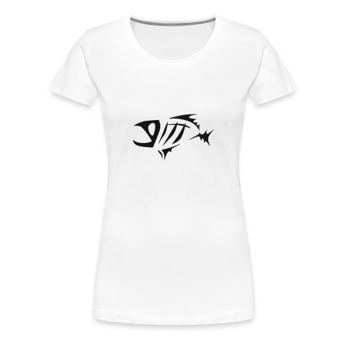 t-skjorte - Premium T-skjorte for kvinner