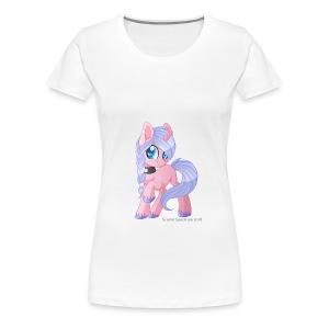 LouisaPlays - Women's Premium T-Shirt