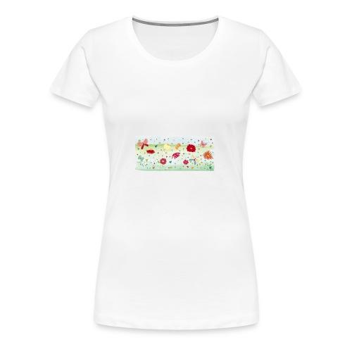 primavera - Maglietta Premium da donna