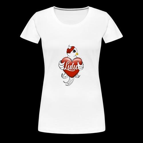 Bird - T-shirt Premium Femme
