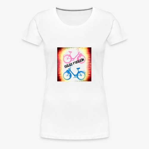 flash passion tee shirt - T-shirt Premium Femme