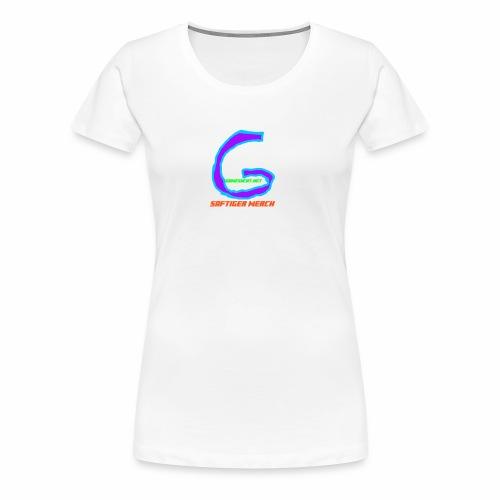Es ist ein logo - Frauen Premium T-Shirt