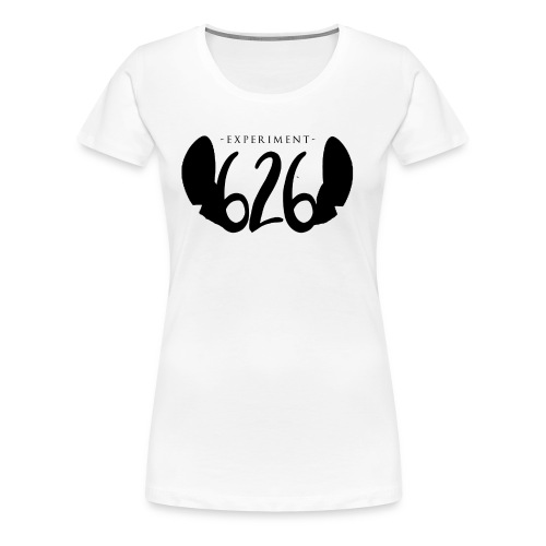 experiment 626 - Women's Premium T-Shirt