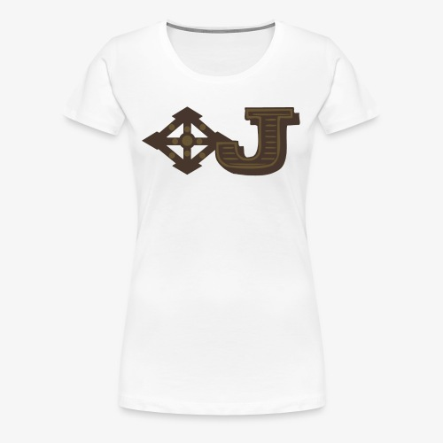 Jambo Airways Logo - Women's Premium T-Shirt