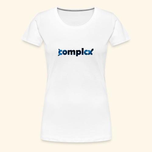 Complcx - Women's Premium T-Shirt