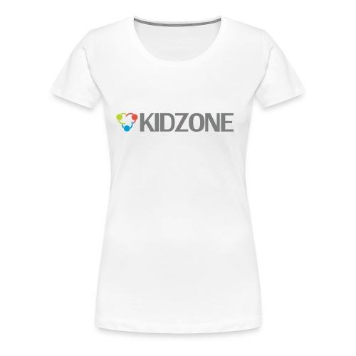 KIDZONE - Frauen Premium T-Shirt
