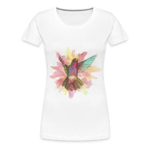 BillyBird - Frauen Premium T-Shirt