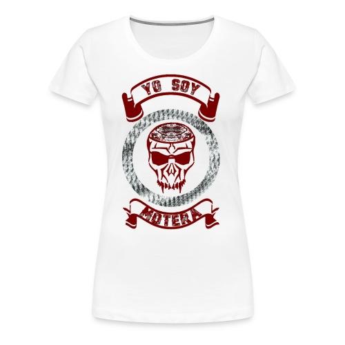 YO SOY MOTERA - Camiseta premium mujer
