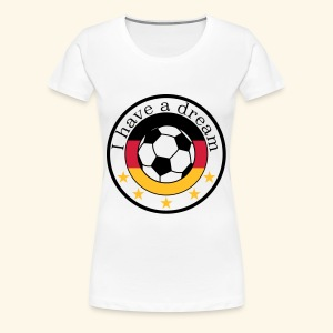 dream3 - Frauen Premium T-Shirt