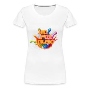 HFM Logo - Frauen Premium T-Shirt