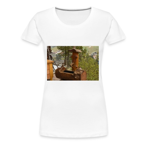19.12.17 - Frauen Premium T-Shirt