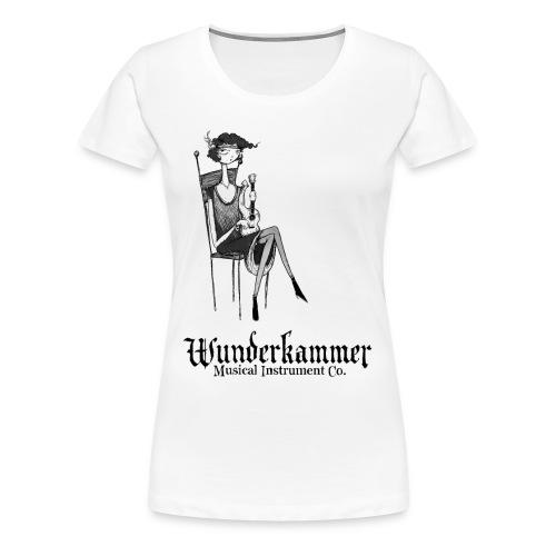 Ada Logo - Women's Premium T-Shirt