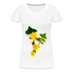 Margaritas 3d by The Cat Project - Camiseta premium mujer