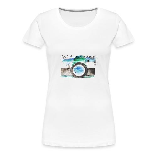 A8072A36 0FCA 482D 8585 F0D188F5B6A0 - Frauen Premium T-Shirt