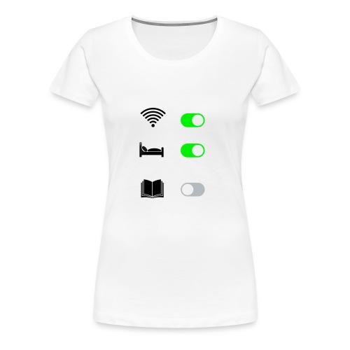 Noia telefono - Maglietta Premium da donna